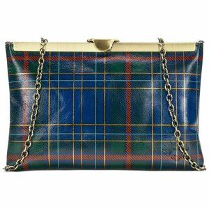 Patricia Nash Women's Tartan Asher Clutch Handbag
